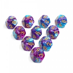 (Blue+Bright Purple) Blend-D10 sets